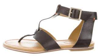 See by Chloe Leather Strapped Sandals