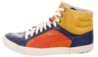 Alexander McQueen x Puma Street Climb Sneakers