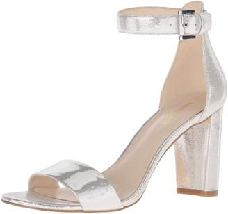 Nine West Women's Nora Metallic Dress Sandal