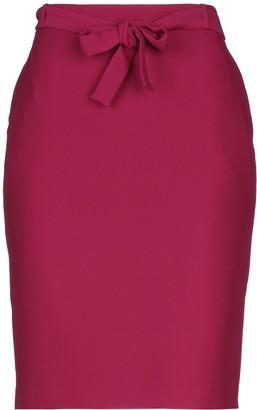 Gucci Knee length skirts
