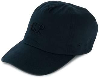 C.P. Company embroidered logo baseball cap