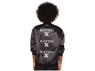 Jeremy Scott Rated X Long Jacket Coat