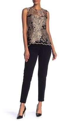Nanette Lepore NANETTE Skinny Leg Pull On Pants