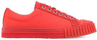 Adieu CANVAS & LEATHER SNEAKERS