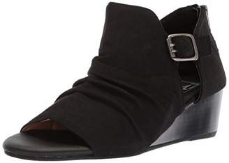 LFL by Lust for Life Women's LL-Noble Wedge Sandal