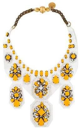 Shourouk Barbara XL Brandeis Necklace
