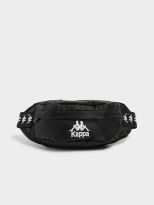 Kappa 222 Banda Anais Waist Bag in Black