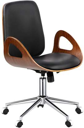 Resort Living Office Chairs Moresby Office Chair, Black