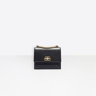 Balenciaga Sharp S Satchel Chain