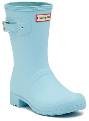 Hunter Tour Short Packable Rain Boot