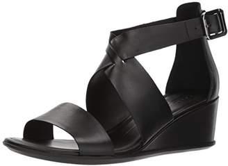 Ecco Women's Women's Shape 35 Wedge Ankle Strap Sandal