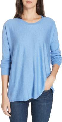 Eileen Fisher Tencel(R) Lyocell Blend Sweater