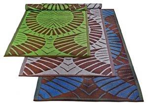 Koko - Pop Plastic Floormat 4 x 6