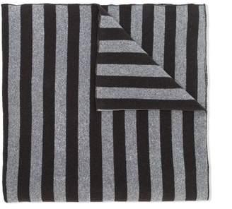 Caffe Caffe' D'orzo striped scarf