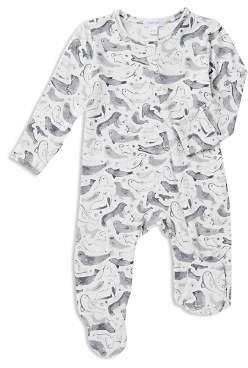 Angel Dear Unisex Seal Print Footie - Baby