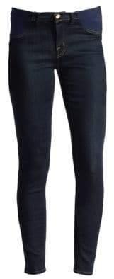 J Brand Women's Mama J Super Skinny Maternity Jeans - After Dark - Size 25 (2)