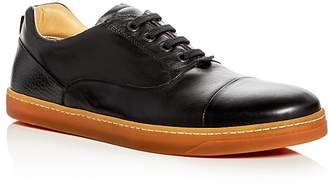 George Brown Baldwin Oxford Sneakers $295 thestylecure.com