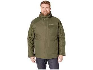 Columbia Big Tall Ten Fallstm Interchange Jacket Men's Coat