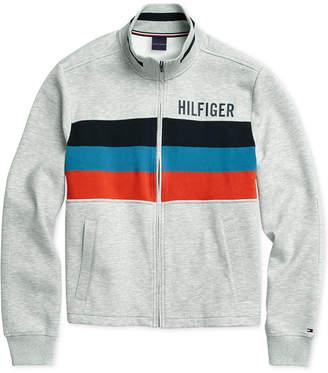 Tommy Hilfiger Adaptive Men Gallen Sweatshirt with Magnetic Zipper