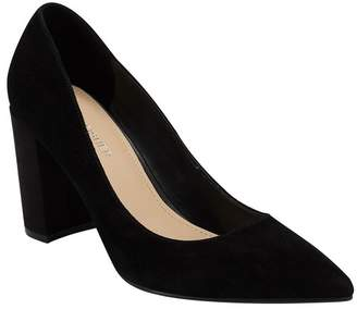Marc Fisher Gildy Suede Pointed Toe Pump