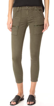 Joie Park Skinny Utility Cargo Pants $218 thestylecure.com