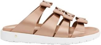Laurence Dacade Rosabella Bow Slide Sandals