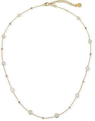 Amrapali Legend 18k Polki Diamond All-Around Slice Necklace