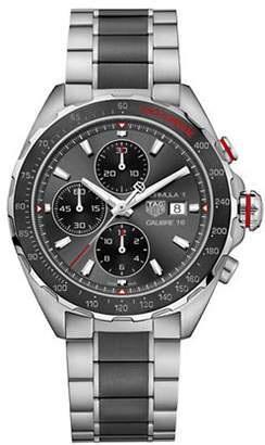 Tag Heuer Automatic Chronograph Formula CAZ2012.BA0970 One Stainless Steel Bracelet Watch