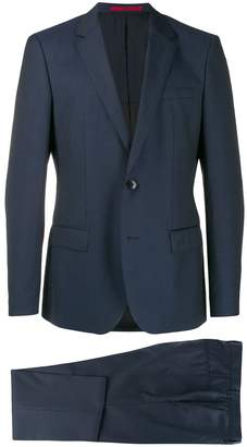 HUGO BOSS two-piece suit
