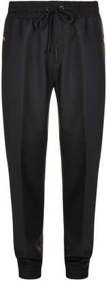 Givenchy 4G Button Drawstring Trousers