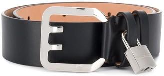 DSQUARED2 wide belt