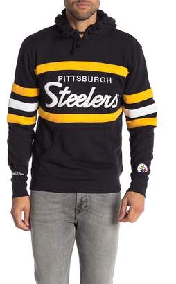 Mitchell & Ness NFL Pittsburgh Steelers Head Coach Hoodie