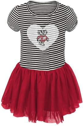 NCAA Kohl's Toddler Wisconsin Badgers Celebration Dress