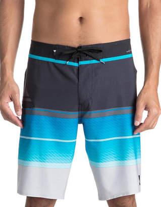 Quiksilver Multicoloured Self-Tie Boardshorts