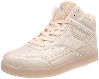Womens Flo Lights Basketball Shoes L.A. Gear 3VwAPPe