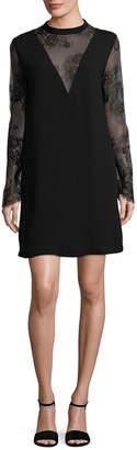 Allison Collection Lace Shift Dress