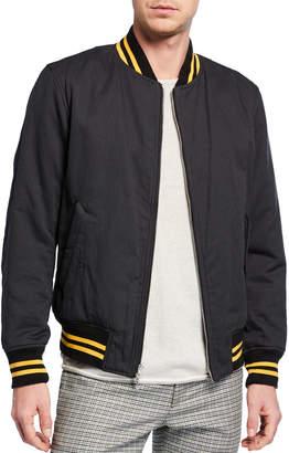 Rag & Bone Men's Manston Reversible Bomber Jacket