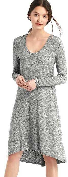 GapCozy modal swing dress