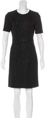 Paul Smith Short Sleeve Knee-Length Dress