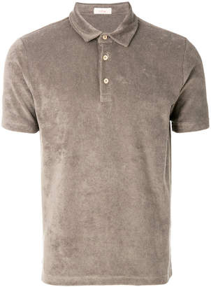Altea textured polo shirt