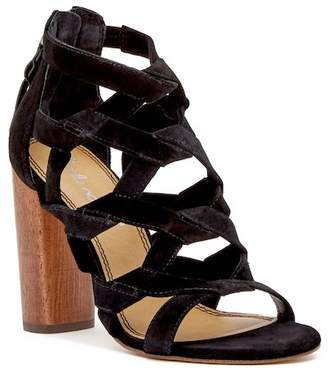 Splendid Bartlett Suede Heel Sandal