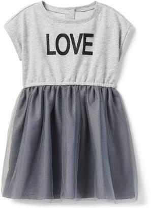 Crazy 8 Crazy8 Toddler Love Tutu Dress