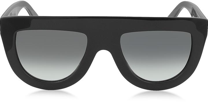 celine gray ryg1  Celine ANDREA CL 41398/S Acetate Frame Women's Sunglasses