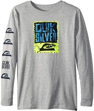 Quiksilver Awaken the Vibe Long Sleeve Shirt Boy's T Shirt