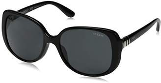 Vogue Women's Acetate Woman Rectangular Sunglasses