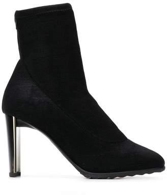 Giuseppe Zanotti Design block heel socks boots