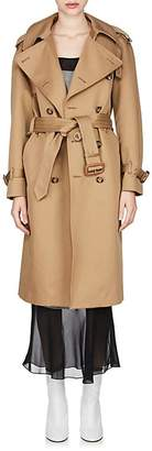 Maison Margiela Women's Cotton Belted Trench Coat