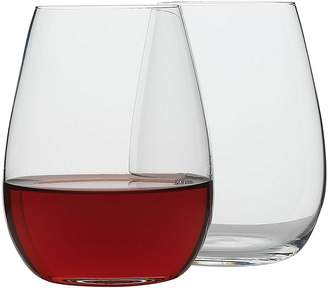 Ecology Otto Stemless Wine Glass, 440ml (Set of 8)