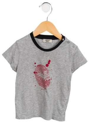 Giorgio Armani Baby Boys' Graphic Logo T-Shirt