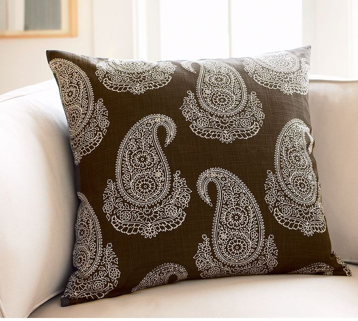 Paisley Pillow Cover
